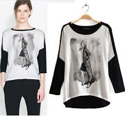 Fashion Women T-shirt