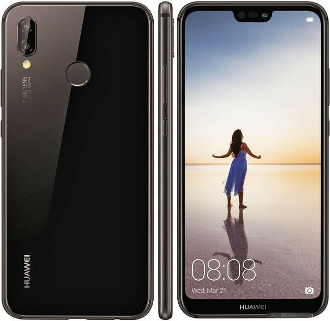Huawei P20 lite Hybrid Dual SIM 128GB  Octa-core 4G Unlocked Android smartphone