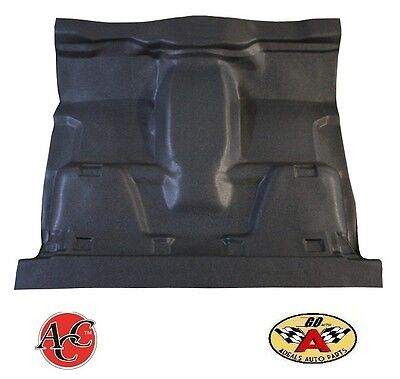 ACC DODGE W PICKUP 4WD EXT CAB BLACK MOLDED VINYL FLOORING REPLACES CARPET USA