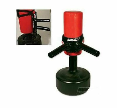 Strong Arm Training Target Freestanding Punching Bag Attachment Wing Chun Dummy