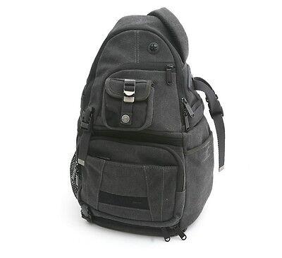 MATIN Camera Sling Bag Rucksack Waterproof Backpack For D-SLR SLR RF Lens /Black