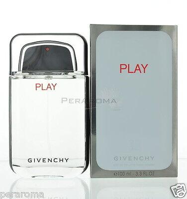 Play by Givenchy for Men Eau De Toilette 3 4 OZ 100 ML Spray