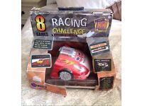 Battery Operated Racing Challenge Plug 'n' Play TV Game Console (christmas present)