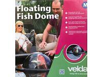 VELDA POND FLOATING FISH DOME - Medium.