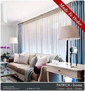 BLOCKOUT CURTAIN ($19/M) MADE TO ORDER  (No.34) Nunawading Whitehorse Area Preview