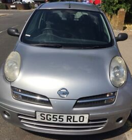 Nissan Micra 2005-/Diesel1.5/Manual With Full Service History/ Southampton