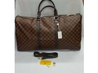 Louis Vuitton duffle bags