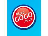 Pizza maker and delivery driver wanted