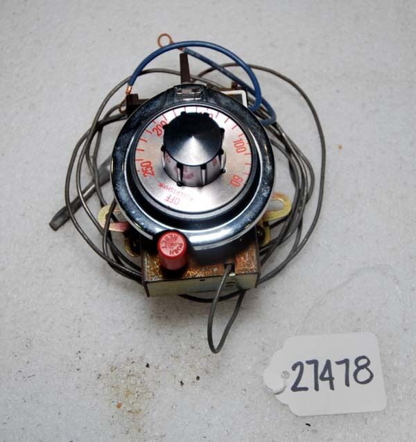 Robert Shaw Thermostat Control (Inv.27478)