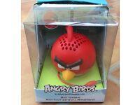 Angry Birds Mini Speaker