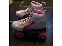 Roller boots size 7