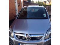 Vauxhall Zafira SRI CDTI 16V