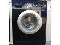 Bosch black edition 7kg washing machine, new model, 3 months warranty