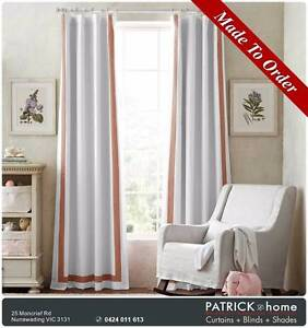 GOOD DESIGN Curtains $14/m  No510 Nunawading Whitehorse Area Preview
