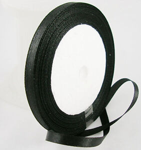 25 Yards Satin Ribbon - 1/2
