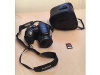 FUJIFILM FinePix S3200 Digital Camera With Original FUJIFILM Camera Case And A 4GB Memory Card