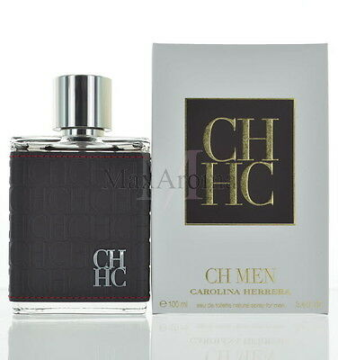 Ch by Carolina Herrera for Men  Eau De Toilette 3.4 OZ 100 ML Spray