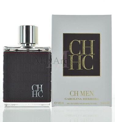 Ch by Carolina Herrera for Men  Eau De Toilette 3.4 OZ 100 ML Spray