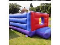 Ballpond bouncy castle
