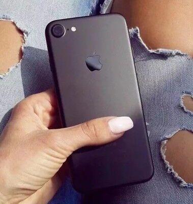 Apple iPhone 7 - 128GB - Black (Unlocked) Excellent Condition