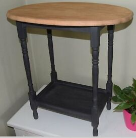 Solid Wood Console/End Table