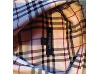 Burberry shirt. Size medium