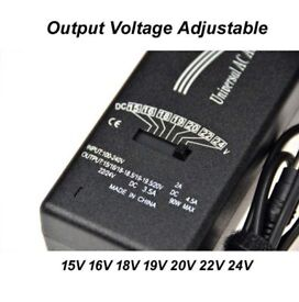 Universal Charger, Universal Power Adapter, Multi volts Power Supply