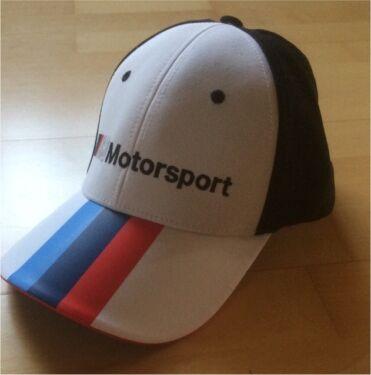 Bmw M Motorsport Basecapekappe Neu In Sachsen Mildenau Ebay