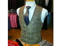 Savile row waist coat