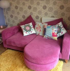 Lovely 3 seater DFS sofa excellent condition