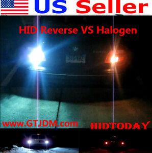 15W Reverse Backup HID Xenon Kit Lights 6000K 12V
