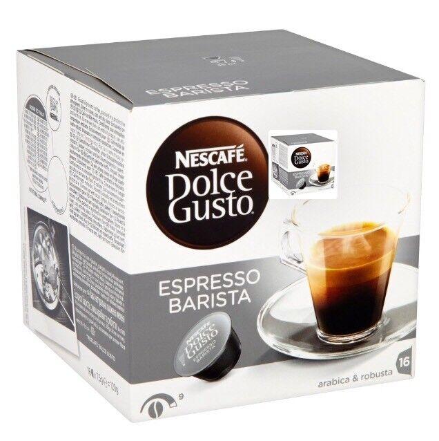 48 original Nescafé pods for coffee machine