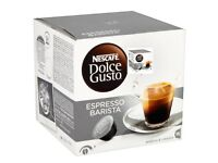 48 original Nescafé pods for coffee machine
