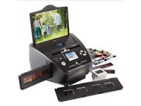Negative Film Slide and Photo Scanner
