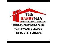 EP Construction & Plumbing services LTD