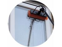 Reliable Window Cleaner + Soffits Fascias Gutters Christchurch, Bournemouth & Surrounding