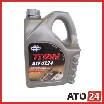 Fuchs Titan ATF 4134 - 4 Liter für Mercedes-Benz Automatikgetriebe - MB 236.14