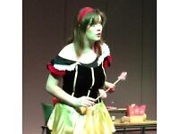 Experienced Drama Tutor based in Central Scotland