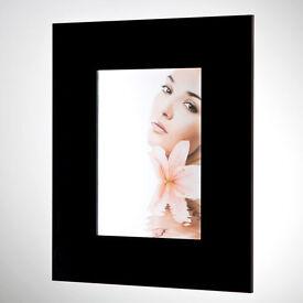 "LUMINATI ACRYLIC PHOTO FRAMES -20"" x 16""photo size- 26"" x 22"" frame size- NEW"
