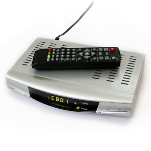 HDMI +SCART Freeview + PLUS TV Receiver Set Top Digi Box +RECORDER+MEDIA PLAYER