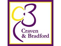 Bereavement Volunteer - train to support bereaved people in the Craven/Bradford Area.