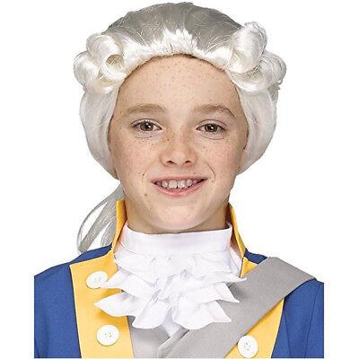 George Washington Children's Costume (Fun World Child George Washington Colonial Kids Costume)