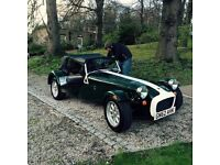 Immaculate Caterham 7 - never been on a track!