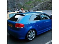 Audi s3 8p rear lights