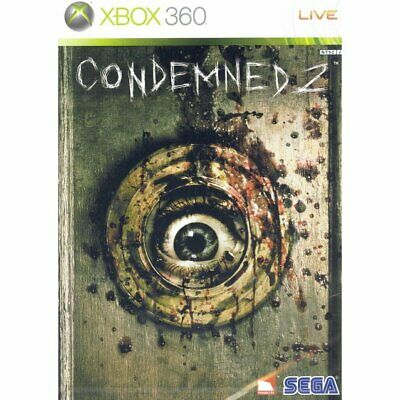 Pre-Owned ~ Condemned 2 (Microsoft Xbox 360) ~ No Booklet ~ EU PAL Version for sale  Shipping to India