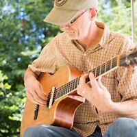 Guitar Lessons for Adults
