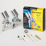 Spray Paint Gun HVLP Kit