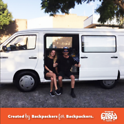 We have your fully kitted CAMPERVAN with BED-KITCHEN-REGO Sydney City Inner Sydney Preview