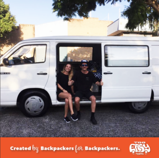 We have your fully kitted CAMPERVAN with BED-KITCHEN-REGO