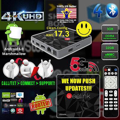 Beelink GT1 ULTIMATE TV Box Amlogic S912 17.3 CONFIG Android 6.0 DDR4 3GB/32emcc